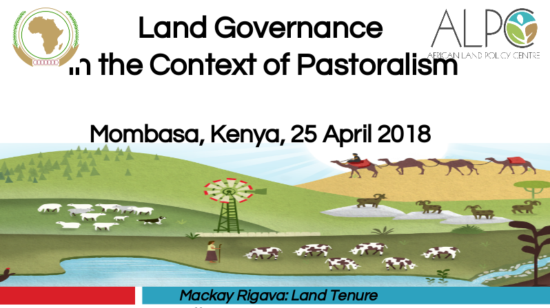 AU Land Governance