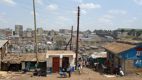 Implications of land tenure security on sustainable land use in informal settlements in Nairobi