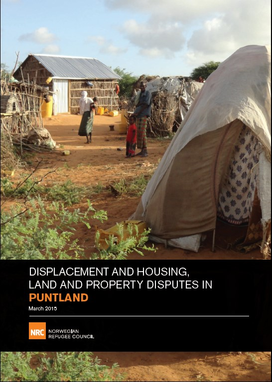 Displacement and Housing, Land and Property Rights in Putland
