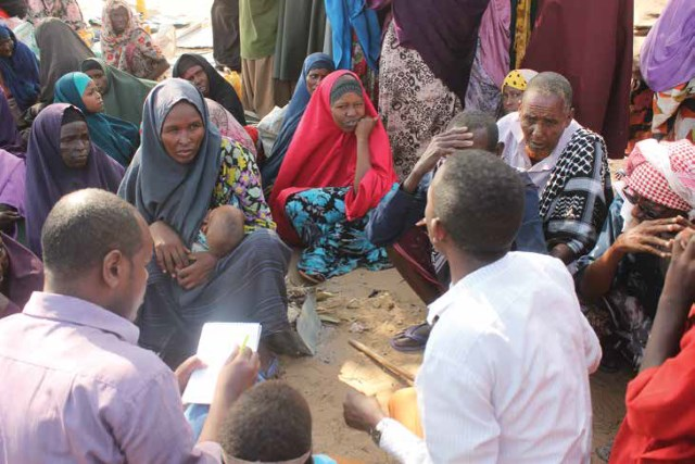 The Practice of Housing, Land and Property Rights in Somalia   an Advocacy Package