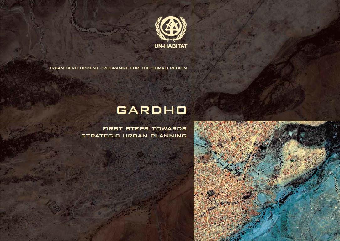 Gardho  First steps towards Strategic Urban Planning