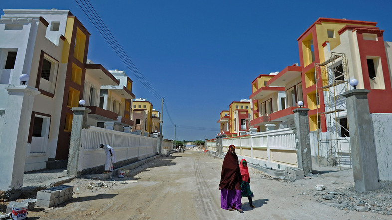Housing, Land and Property rights in Somalia