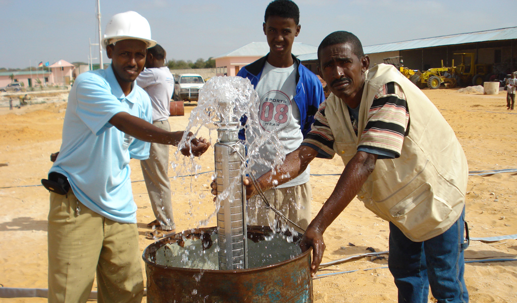 Protection of Somali natural resources and water