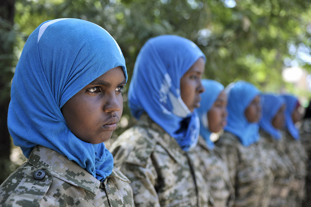Women, Peace and Security in somalia