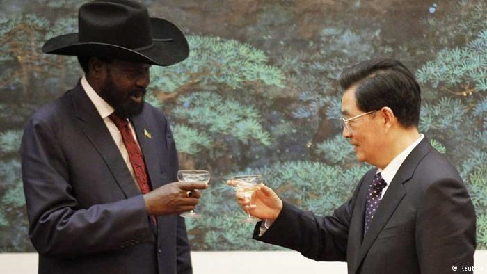 Chinas New Courtship in South Sudan