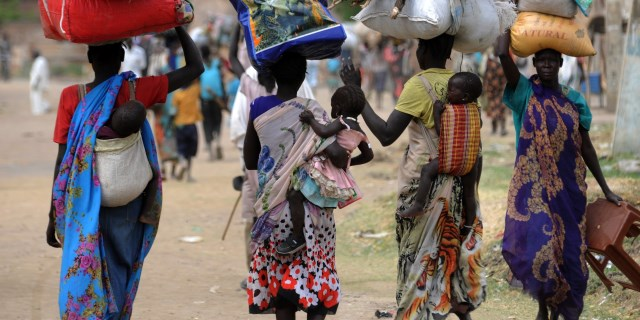 Gender and Conflict in South Sudan, 2012