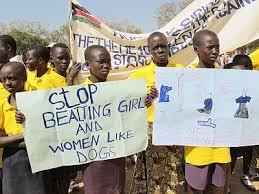 Gender violence and survival in Juba South Sudan 2010