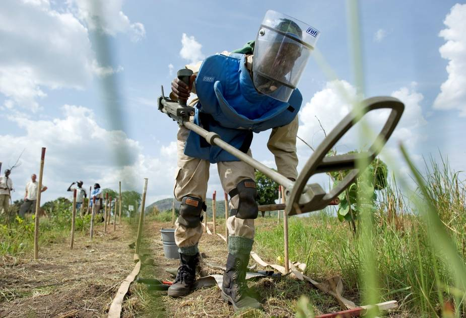 Landmines and Land Rights in South Sudan, 2010