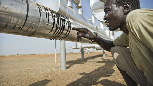 Oil belongs to the south land belongs to the community asserting control over natural resources in South Sudan
