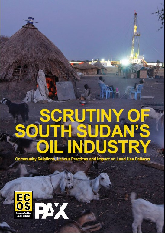 Scrutiny of south Sudan's oil Industry