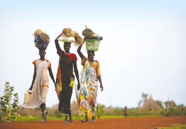 Our small peace cannot survive alone   Lessons in peace building and economic development in South Sudan