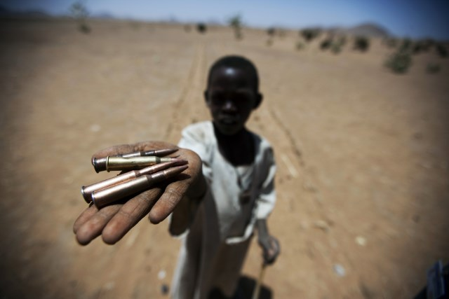 Agricultural change, land and violence in protracted political crisis: an examination of Darfur