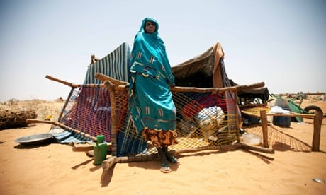 Uprooted People in Sudan: From Drought and War to Peace and Development