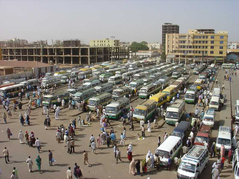 Urban Intensification in Metropolitan Khartoum