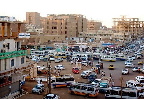Khartoum Urban Area A study on Urban Planning