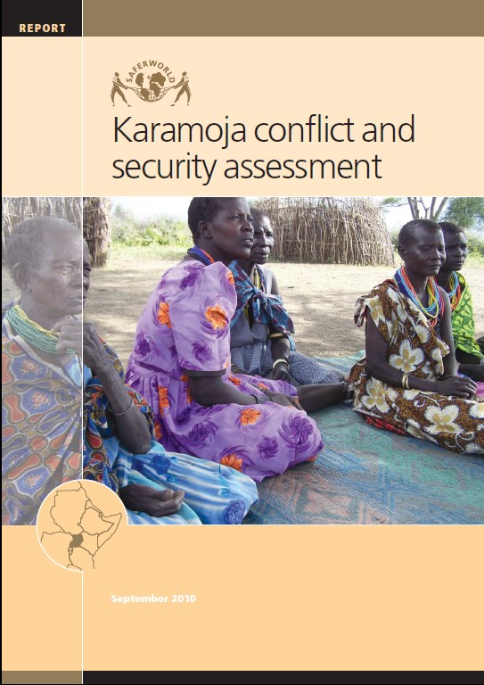 Karamoja conflict and security assessment