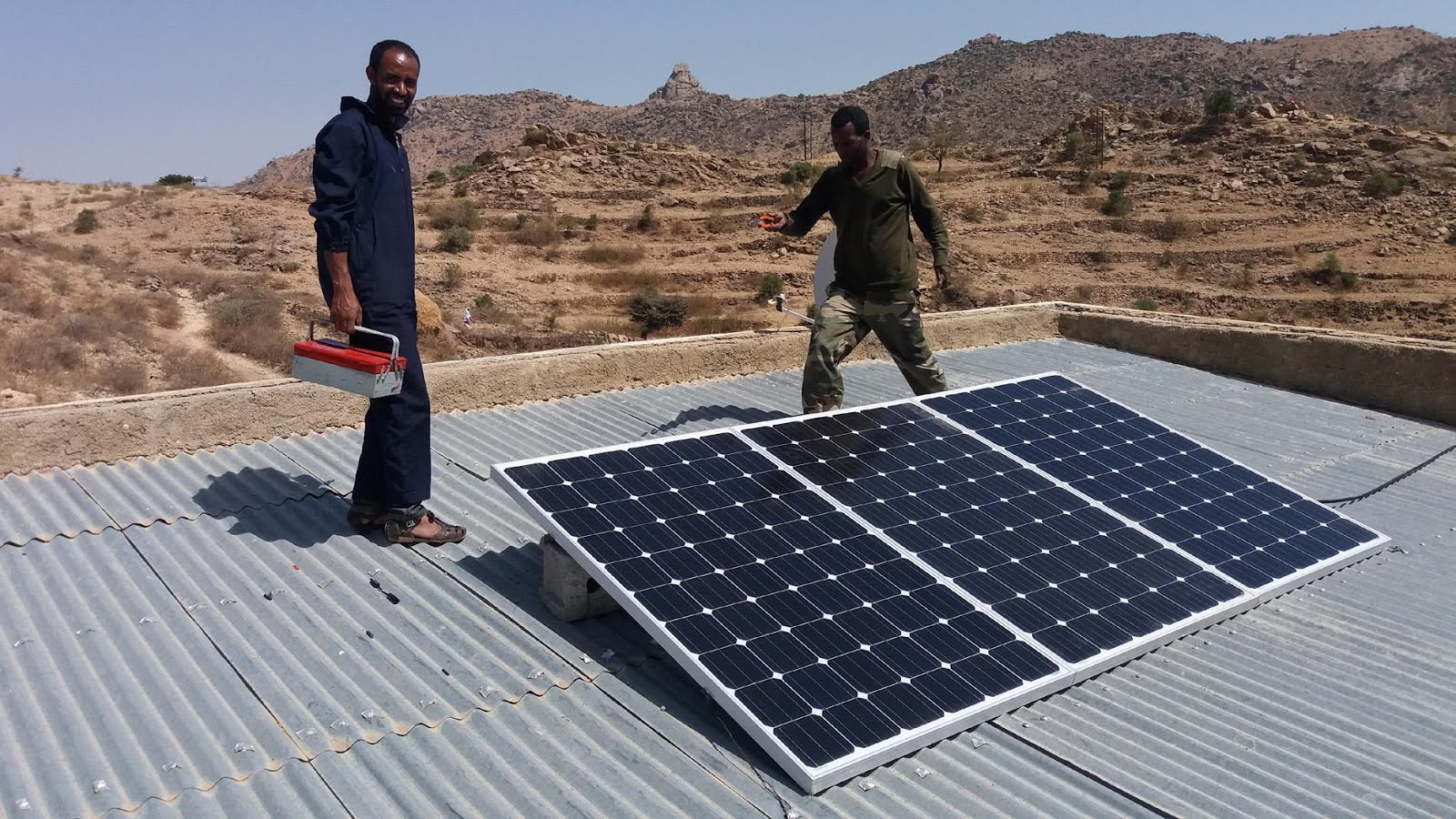 Analysis of Long range Clean Energy Investment Scenarios for Eritrea, East Africa