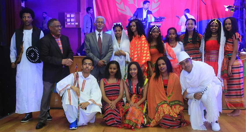 Eritrean Community Profile