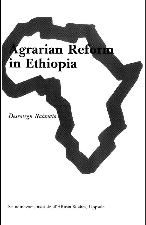 Agrarian REform in Ethiopia