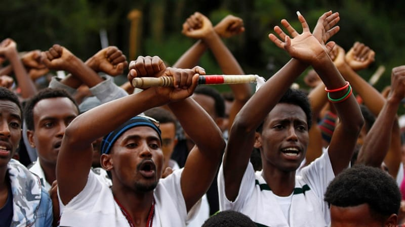 Asymmetries and Emerging Trends of conflict in federal Ethiopia