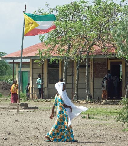 Conflcit in the Somali Region of Ethiopia   Can education promote peace building