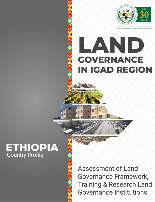 Land Governance in IGAD Region   Ethiopia Country Profile