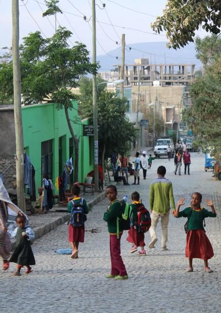 Ethiopia   Regional Cities