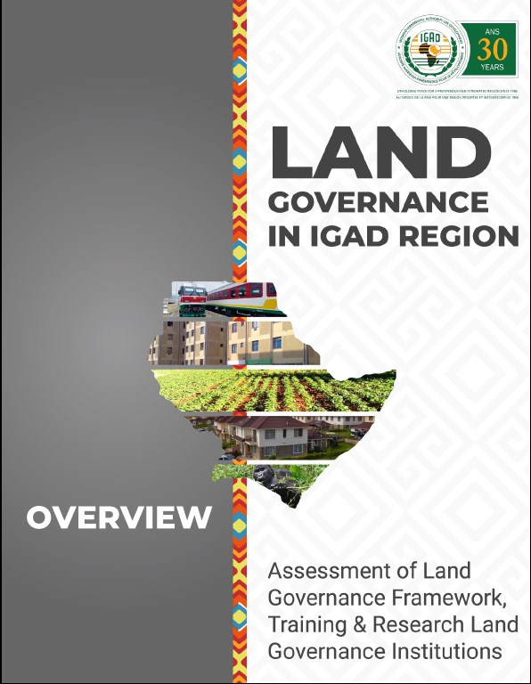 Land Governance in the IGAD Region: An Overview