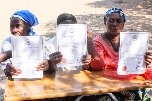 Changing customary land rights and gender relations in the context of HIV AIDS in Africa