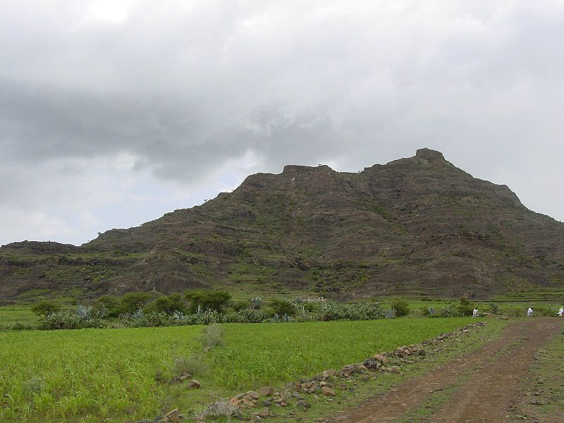Land Disputes between Villages in the Highland Of Eritrea  The Case of Guaquat and Geddele Villages