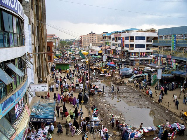 Effects of Population Growth on Urban Infrastructure and Services  A Case of Eastleigh Neighborhood Nairobi, Kenya
