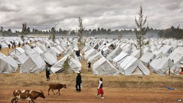 Crisis in Kenya  land, displacement and the search for durable solutions