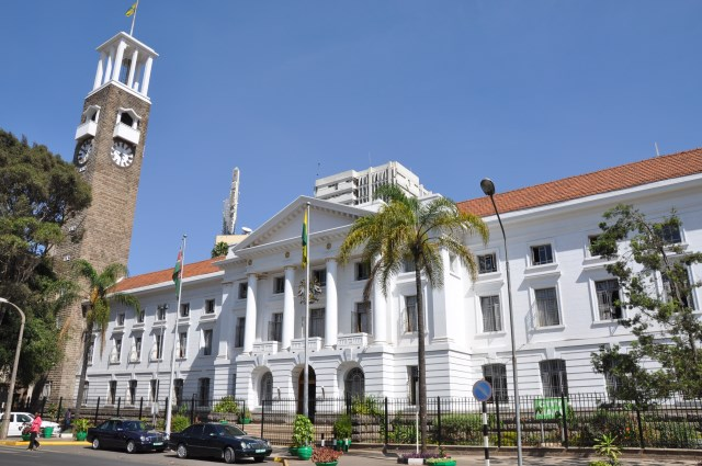 Land Governance in Urban Areas   Case of Nairobi City County