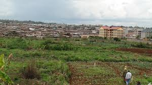 Overview of initiatives ergarding the management of the peri urban interface, Kenya