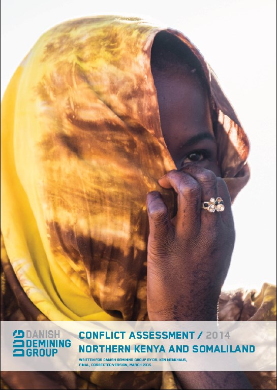 Conflict Assessment, 2014 Northern Kenya and Somaliland