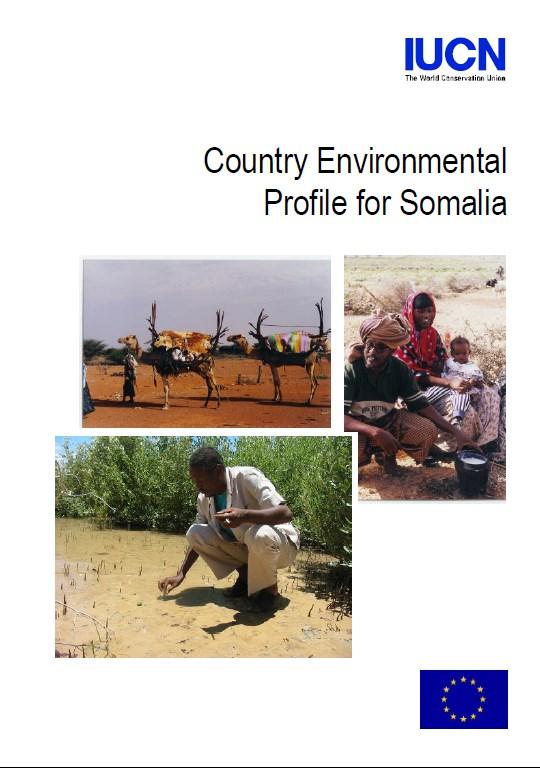 Country Environmental Profile, Somalia