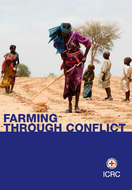 Farming through conflict