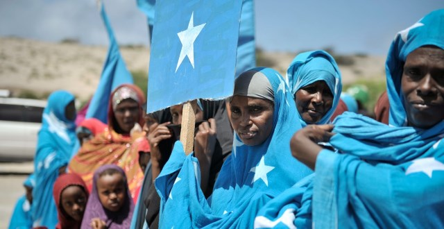 Social Institutions and Gender Index   Somalia