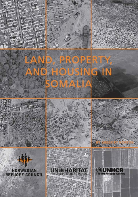 Land Property and Housing in Somalia