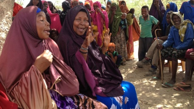 Somali Solutions   Creating Conditions for Gender Just Peace  Oxfam 2015