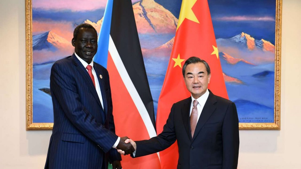 China's Role in Financing African Infrastructure