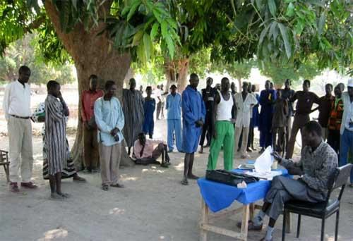 Customary Law Overview in South Sudan, 2004
