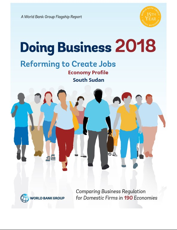 South Sudan Economy Profile: Doing Business 2018