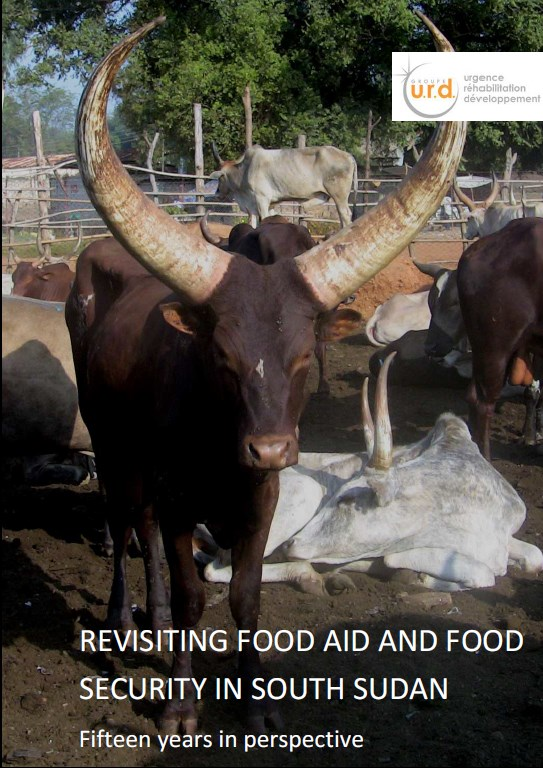 Short note on food insecurity in South Sudan light