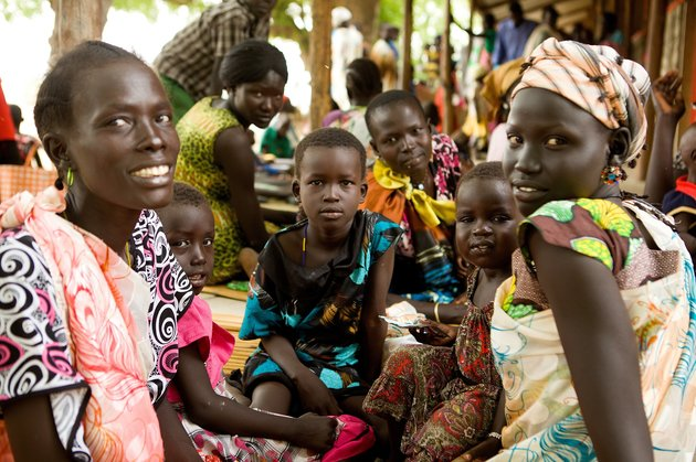 Challenges to Security, Livelihoods and Gender Justice in South Sudan, 2013