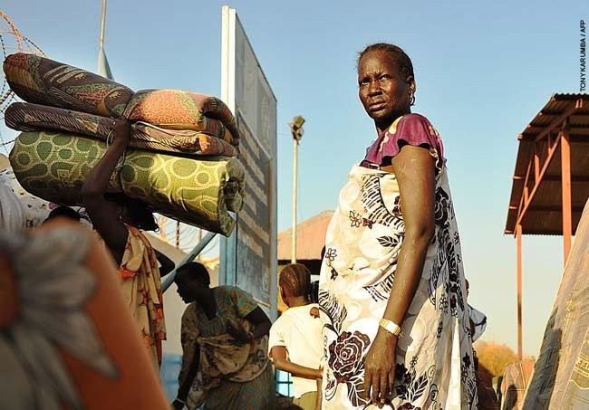Country Gender Profile   Republic of South Sudan, 2017