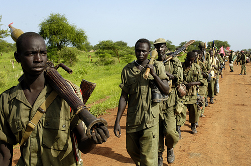 Division of Sudan – the causes and impacts of independence of South Sudan