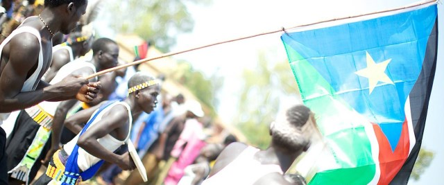 Nation and State building in south sudan  Violence, Development and Democracy