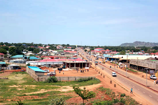 Juba assessment report  Town Planning and Administration
