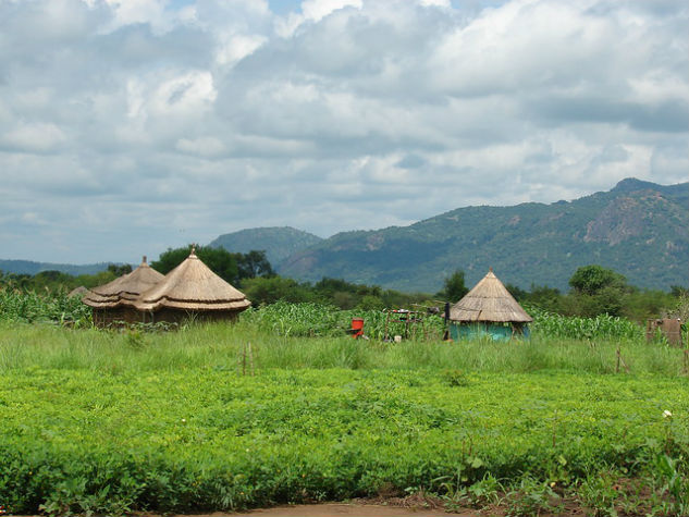 Post war development and the land question in South Sudan